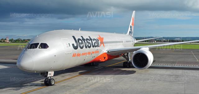 Jetstar Berikan Harga Promo Jakarta Singapura