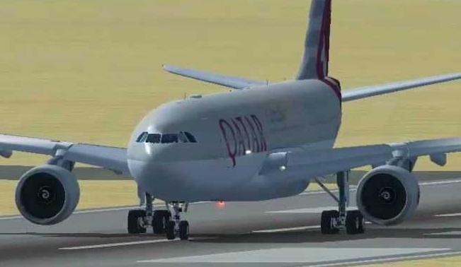 Qatar A332