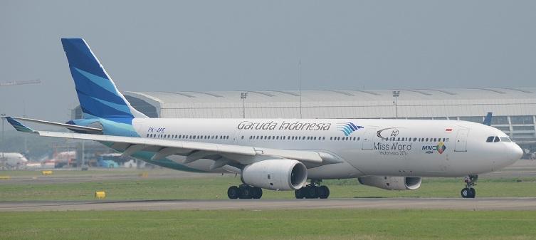 Pesawat Garuda A330
