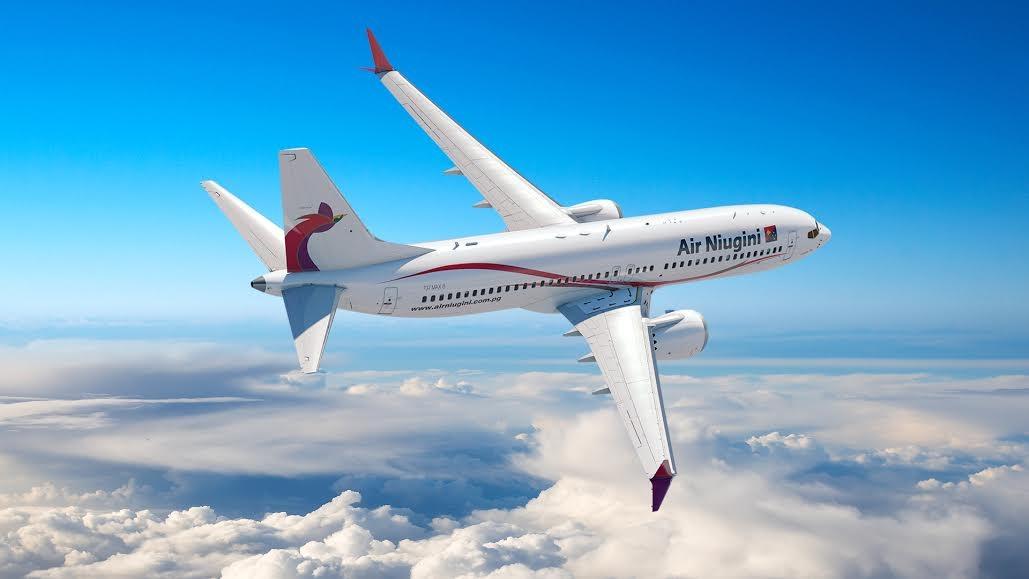 Boeing Air Niugini