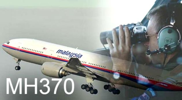 PAKAR PENERBANGAN: PILOT MH370 LAKUKAN MISI BUNUH DIRI