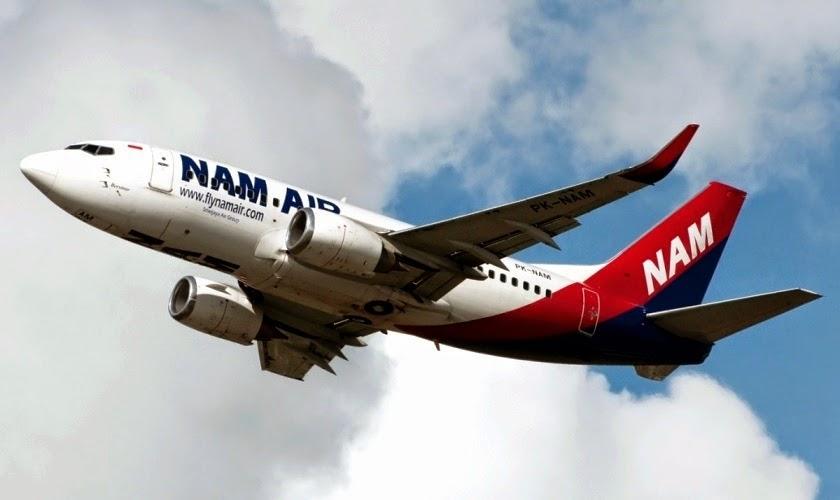 Ilustrasi Nam Air