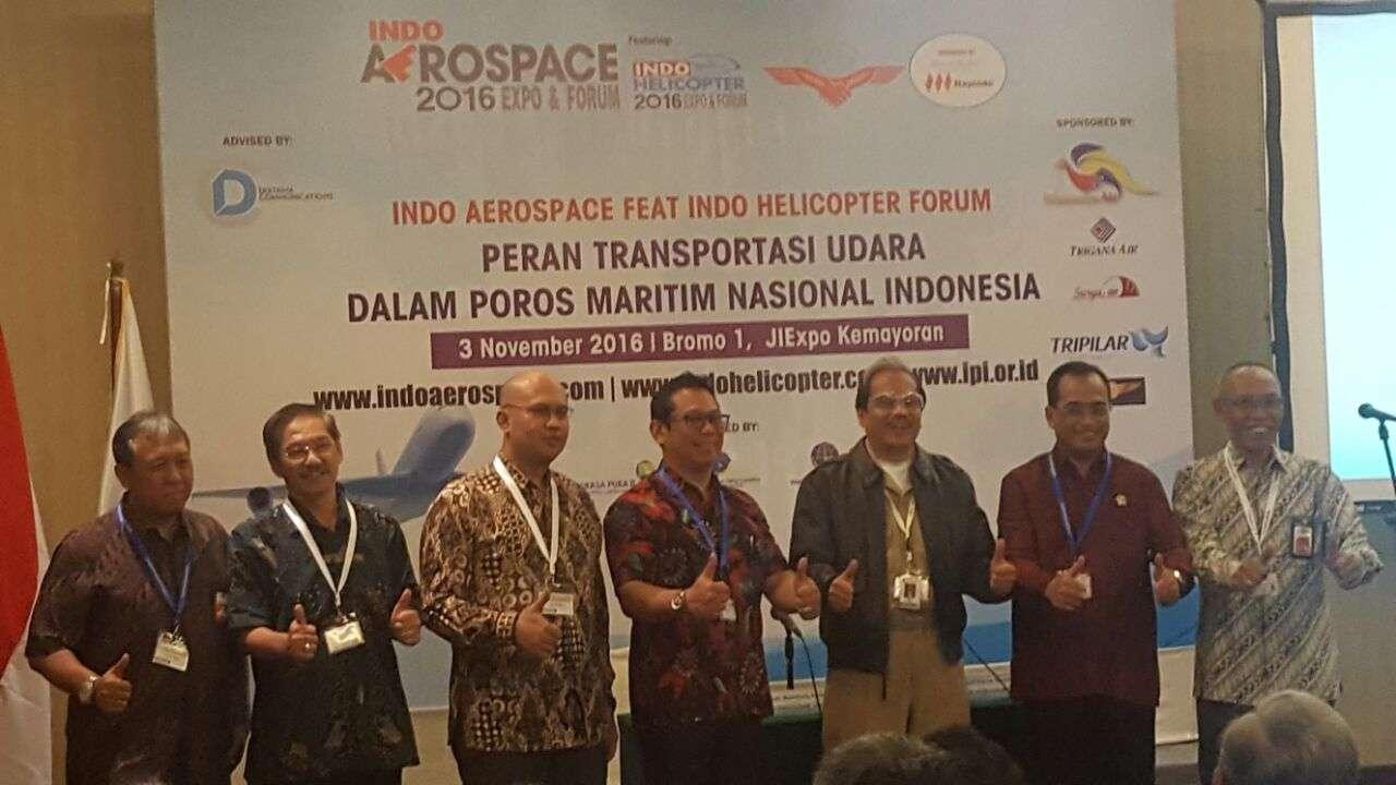 Seminar ikatan pilot indonesia