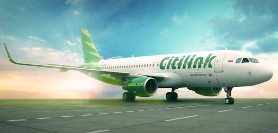Airbus A320 citilink