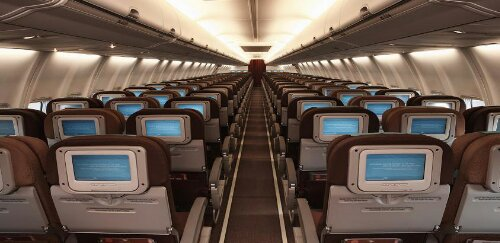 8100 Gambar Kursi Pesawat Garuda HD Terbaik