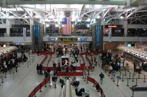 Ilustrasi bandara as