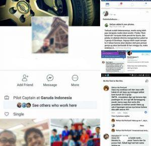 PENJELASAN GARUDA INDONESIA TERKAIT PILOT YANG DIDUGA MELAKUKAN PELANGGARAN ETIKA SOSIAL MEDIA