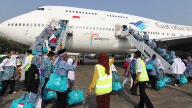 Penerbangan Haji Tahun 2015