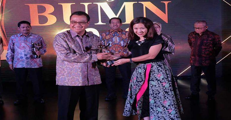 "Angkasa Pura I Raih Penghargaan ""Transformasi Organisasi Terbaik II"" Pada Anugerah BUMN 2018"