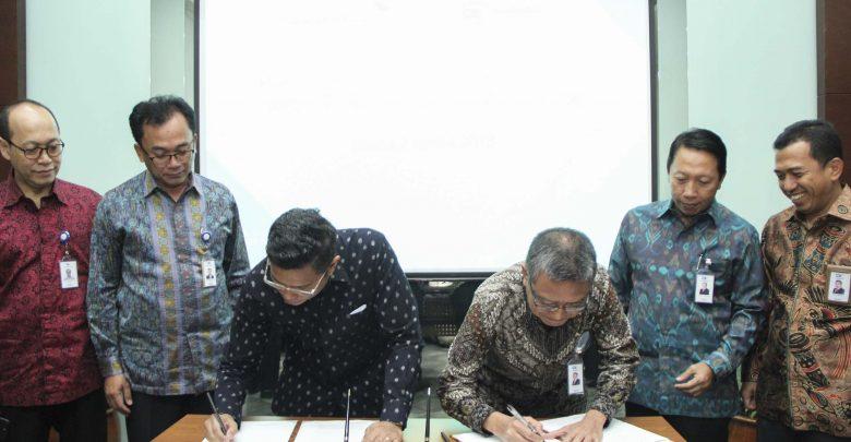 Perkuat Sinergi Bumn, Askrindo Dan Garuda Indonesia Jalin Kerjasama
