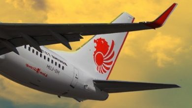 LION AIR BUKA 5 RUTE PENERBANGAN