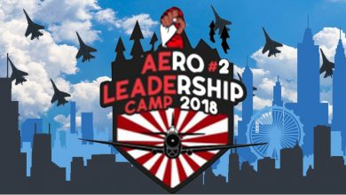AERO LEADERSHIP CAMP II 2018