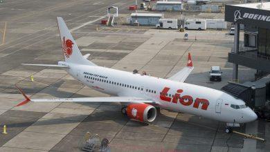 LION AIR BOEING B737-800NG PERTAMA DI BANDARA PALU