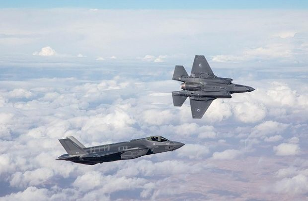 JET F-35 OPRASI SEPERTI BIASA USAI DI KANDANGKAN MASSAL