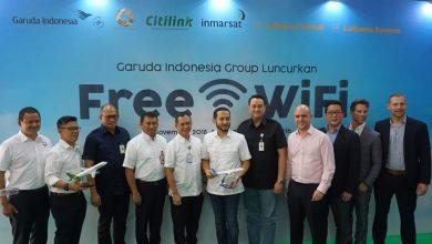 GARUDA & CITILINK HADIRKAN FASILITAS FREE INFLIGHT CONNECTIVITY 2019 MENDATANG