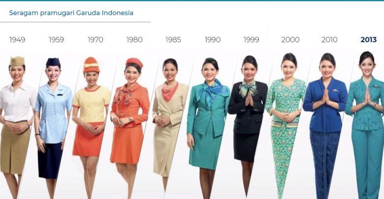 """GARUDA INDONESIA AKAN TAMPILKAN NUANSA """"VINTAGE"""" PADA SEJUMLAH LAYANAN PENERBANGAN"""