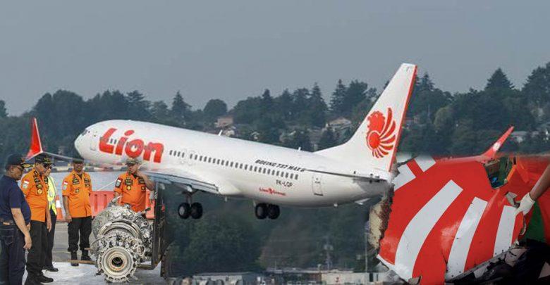 LION AIR JT-610 MENDAPATKAN INPUT SALAH SATU SENSOR