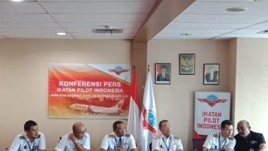 KONFERENSI PERS IKATAN PILOT INDONESIA ( IPI ) 2018