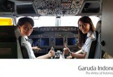 PENERIMAAN PILOT PT. GARUDA INDONESIA