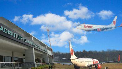 OPERASIONAL LION AIR JT-556 RUTE SOEKARNO-HATTA, TANGERANG KE YOGYAKARTA