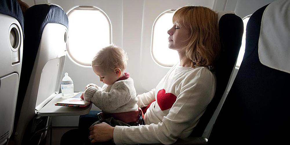Aturan Harga Tiket Pesawat Untuk Bayi