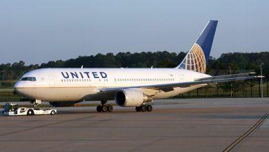 ASAP KELUAR DARI KOKPIT, UNITED AIRLINES MENDARAT DARURAT