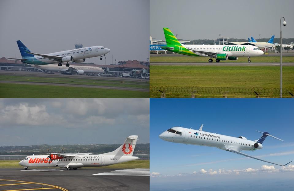 Bisnis Penerbangan Transportasi Bangkrut
