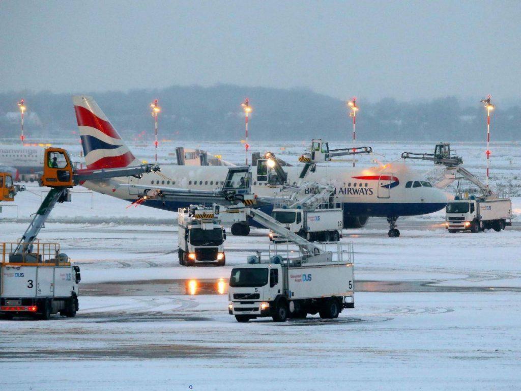 PANAS TERDETEKSI DI RUANG KARGO, BRITISH AIRWAYS MENDARAT DARURAT