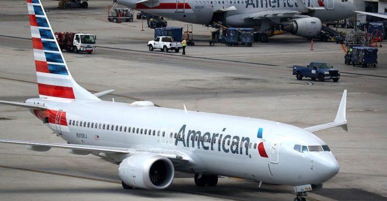 BELASAN PENUMPANG AMERICAN AIRLINES SAKIT SAAT PENERBANGAN