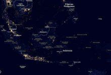 PADATNYA LANGIT INDONESIA